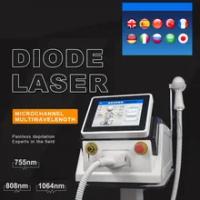 1200W 2021 808 Laser Diode Alma Soprano Diode Triệt Lông Alma Laser Hài Hòa Xl Pro