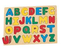 【領券滿額折50】《WORLD ZEBRA》教具 字母拼圖 (小) 東喬精品百貨