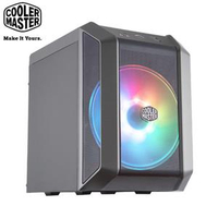 Cooler Master MasterCase H100 ARGB 機殼(Mini-ITX專用)