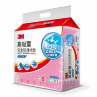 【3M】3M高吸震安全防撞地墊-粉紅(防撞護角)