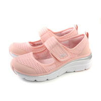 SKECHERS 運動鞋 娃娃鞋 女鞋 網布 粉紅色 13311PNK no951