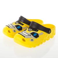 【SKECHERS】男童洞洞鞋系列 CALI GEAR ZAGGLE(400074LYLBK)