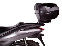 專用後箱行李架 HONDA 本田 PCX 125 150 2010-19年款 SHAD 摩斯達公司貨 【老虎摩配】
