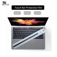 """สำหรับ MacBook Touch Bar Clear โปร่งใสป้องกันฟิล์มสติกเกอร์สำหรับ Apple Mac Pro 13 15 16 """"Touch Bar 2019 a2141 A1707 A1706"""