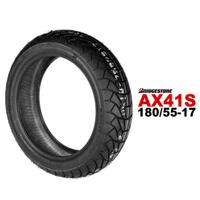 BRIDGESTONE 普利司通 AX41S 復古越野胎 180/55-17