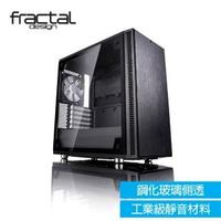 【Fractal Design】Define C TG 鋼化玻璃透側電腦機殼