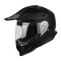 [宅配免運] 義大利TORC JUST1 J14 - Solid 美式越野碳纖維全罩安全帽 King2