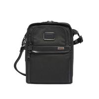 【TUMI】側背包-黑色