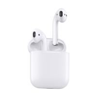 Apple AirPods 2代 原廠藍牙耳機  全新公司貨 有線充電  無線充電版 全新未拆