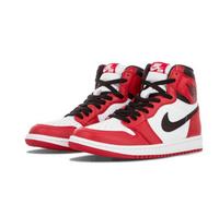 NIKE   รองเท้าผ้าใบ Nike Air Jordan 1 Retro High OG AJ1 Chicago Shoes