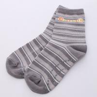 日本月星Moonstar機能襪-Carrot C四大機能健康童襪09038卡其(13-15cm)