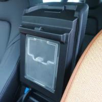 Tesla Model 3特斯拉中央扶手箱隱密收納置物盒