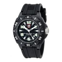 LUMINOX   นาฬิกาผู้ชาย รุ่น  Black Dial & Black Strap