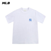 【MLB】短袖T恤 涼感系列 吸汗快乾材質 紐約洋基隊(31TSIA131-50W)