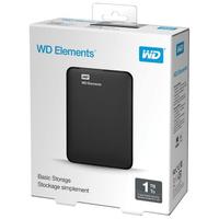 WD   Element External Hard Disk 1TB