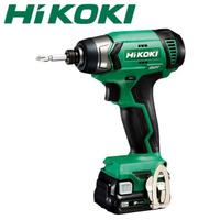 【HIKOKI】12V充電式衝擊起子機-雙電2.5AH(WH12DA)