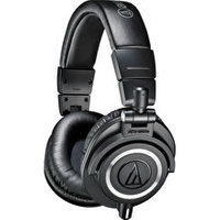 Audio-Technica ATH-M50X Studio Headset