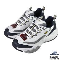 Skechers D ltes 3.0 白/藍色 皮質 老爹休閒鞋 男款 NO.B1365  52684WNV 廠商直送