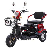 電動三輪車成人老年單人雙人代步小型接送孩子家用電瓶車