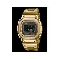【CASIO 卡西歐】G-SHOCK太陽能電波藍牙電子錶/金(GMW-B5000GD-9)