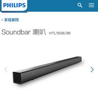 PHILIPS飛利浦 2.0聲道 環繞音響Sound Bar