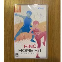 [三重波波電玩] 現貨NS Switch FiNC HOME FiT 體操 健身 減重 日文版