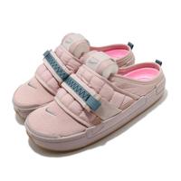 【NIKE 耐吉】拖鞋 Offline 套腳 輕便 男鞋 半包拖鞋 簡約 舒適 穿搭 粉 藍(CJ0693-200)