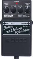 BOSS FDR-1 Fender Deluxe Reverb 音箱 模擬 效果器 FDR-1【唐尼樂器】