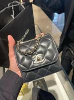 Chanel Mini trendy $7xxxx 我愛麋鹿歐美精品全球代購since2005💜
