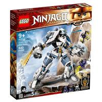 LEGO 71738樂高 Ninjago忍者系列 冰忍的鈦機械人之戰