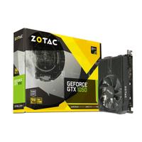 全新 ZOTAC GTX1050 Mini 2G 顯示卡  別看錯阿~~2G 不是1050TI