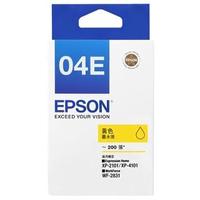 【EPSON】04E 原廠黃色墨水匣(T04E450)