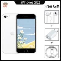 "Apple iPhone SE 2020 SE2 4.7"" RAM 3GB ROM 64/128/256GB IOS A13 Bionic Fingerprint 4G LTE 12MP Original Unlocked Cellphones"