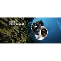 【藍洞潛水現貨供應】ATMOS Mission One 潛水電腦錶 潛水錶