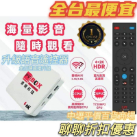 折扣優惠 元博 PVBOX 普視電視盒 4g/64g 旗艦版 普視盒子 4g/64g 2g/32g 1g/16g