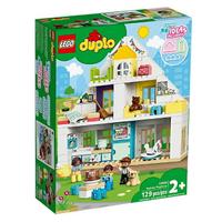 10929【LEGO 樂高積木】得寶 Duplo系列-模組玩具屋