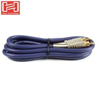 又敗家@美國HOSA音源線DRA-502(長2米;將S/PDIF RCA轉RCA音訊線)SPDIF音源線聲音同軸線音源同軸線RCA-RCA線音頻線訊號線audio cable
