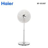 【海爾Haier】14吋 DC直流變頻七葉遙控風扇(KF-3510S7)改出福利品美的16吋FS40-16CR