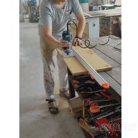 新店五折 修邊機 圓鋸機 木工導向尺軌靠山 臺鋸輔助切割