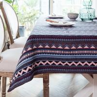 ✤宜家✤時尚可愛空間餐桌布 茶几布 隔熱墊 鍋墊 杯墊 餐桌巾597 (80*120cm)