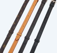 包包肩帶 包帶肩帶speedy25包包配件斜跨包背帶替換帶細帶子【XXL3154】