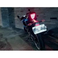 【LFM】CRAZY BOSS 類R1000 整合式尾燈 小阿魯 GSX-R150 GSX-S150 導光 LED 後燈