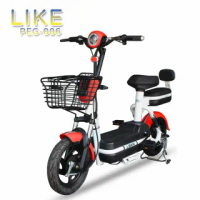 【向銓】LIKE電動輔助自行車 PEG-006 鋰電版(電動車)