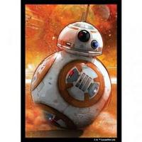特價 含稅附發票  MTG 星戰角色牌套-BB-8 Star Wars Art Sleeves: BB-8卡套 63.5 x 88mm/50入 牌套 星際大戰週邊 魔法風雲會週邊 方舟風雲會益智桌遊  實體店