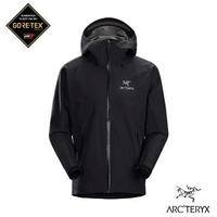 【Arcteryx 始祖鳥】男 GORE-TEX Beta LT 防水外套(黑)