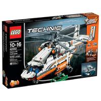 樂高Lego 全新未拆 42052 重型雙槳運輸直升機