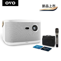 【OVO】無框電視 K2(智慧投影機 歡唱組 (新規版))
