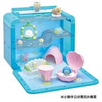 麗嬰兒童玩具館~TAKARA TOMY-角落生物-角落小夥伴水族館