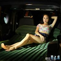 SUV后備箱車載旅行充氣床墊翼虎CRV RAV4 SUV車震床汽車充氣墊床