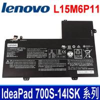 LENOVO L15M6P11 6芯 原廠電池 L15C6P11 ideapad 700S 700S-14ISK